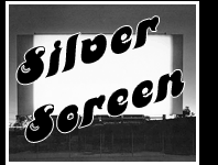 outdoor movie silver screen